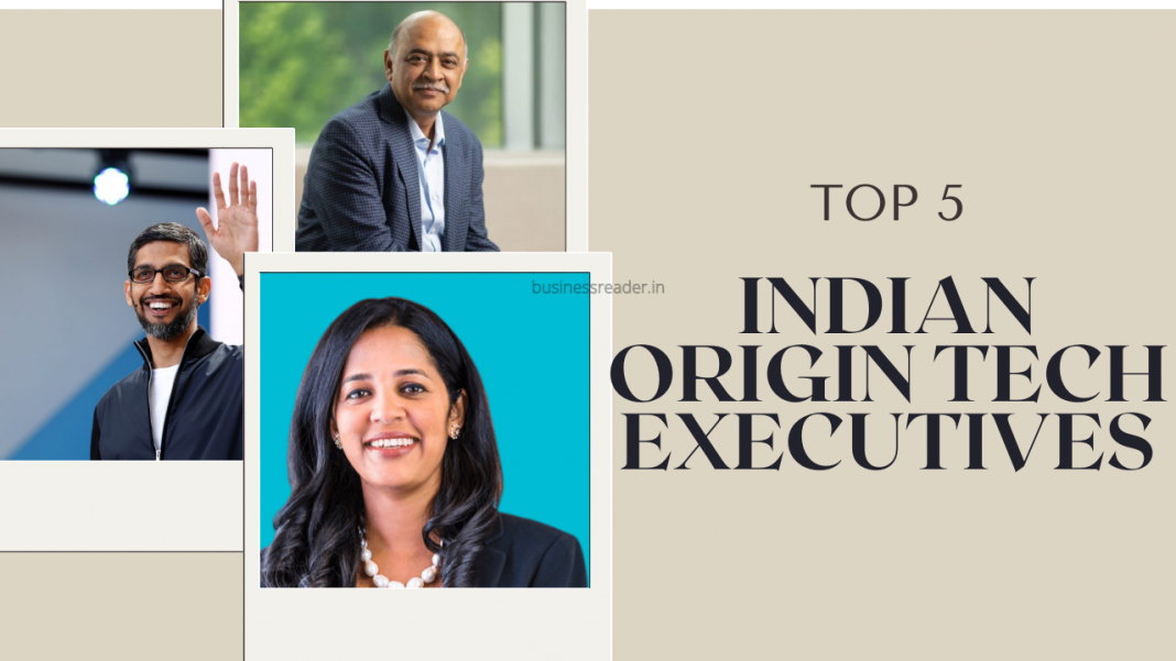 Top 5 Indian CEO
