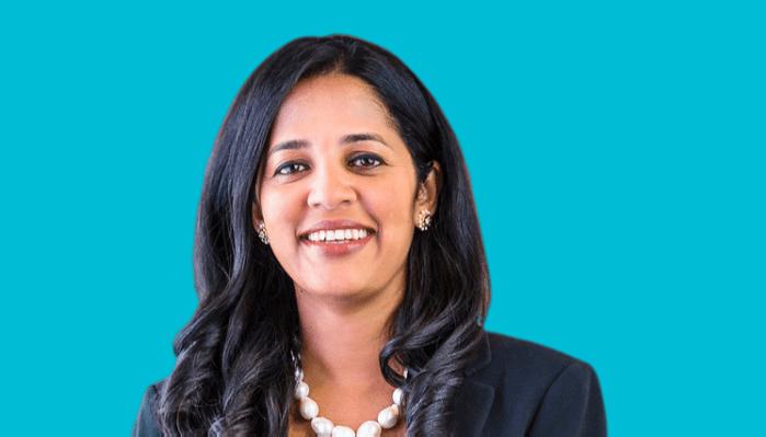 Revathi Advaithi CEO of Flex